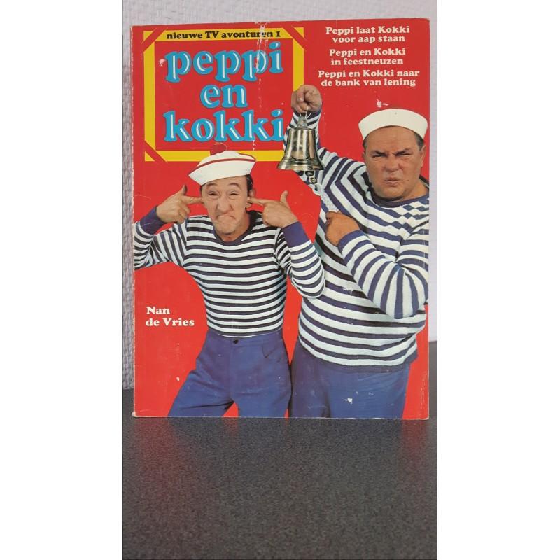 Peppi & Kokki - De Nieuwe Avonturen Van Peppi & Kokki