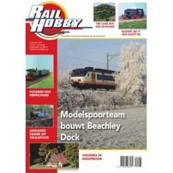 Railhobby complete jaargang 2010