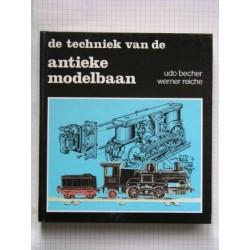 De techniek van de Antieke Modelbaan