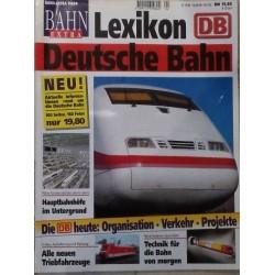 Bahn Extra Lexikon spoorwegblad