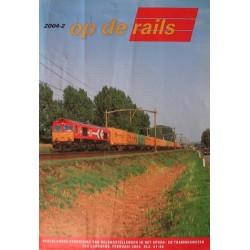 Op de rails 2004 Losse nummers