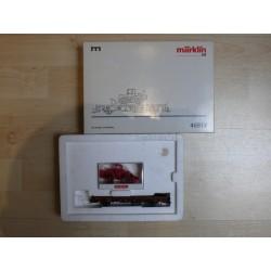 Märklin H0 46972 Dieplader met lading