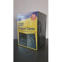 10 pak dubbele DVD houder Scion Ware