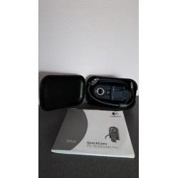Logitech QuickCam for notebooks Pro Compleet met USB kabel - CD en gebruiksaanwijzing