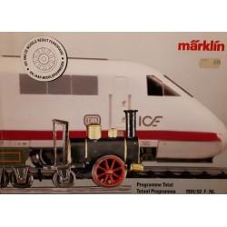 Marklin H0 Z en I catalogus Jaarboek 1991/1992 Nederlands-Frans