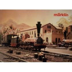 Marklin H0 Z en I catalogus Jaarboek 1999/2000 Duits