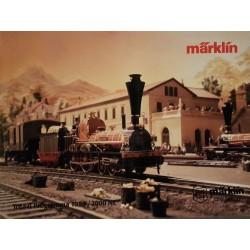 Marklin H0 Z en I catalogus Jaarboek 1999/2000 Nederlands