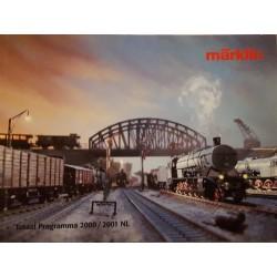 Marklin H0 Z en I catalogus Jaarboek 2000/2001 Nederlands