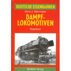Deutsche eisenbahnen Dampf lokomotiven