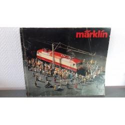Marklin H0 catalogus Jaarboek 1980 Nederlands