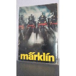 Marklin H0 catalogus Jaarboek 1977 Nederlands