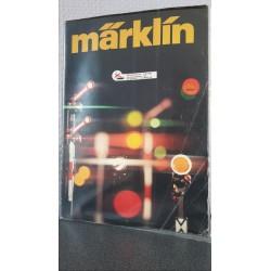Marklin H0 catalogus Jaarboek 1976 Nederlands