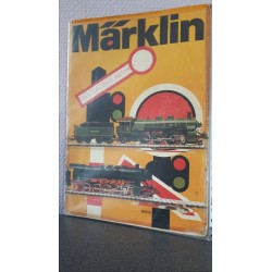 Marklin H0 catalogus Jaarboek 1974 Nederlands