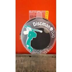 Discman Bag Zwart - CD Wallet