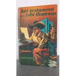 Arendsoog - Het testament van Tobi Thomson - Deel 14