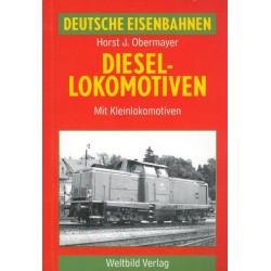 Deutsche eisenbahnen Diesel lokomotiven