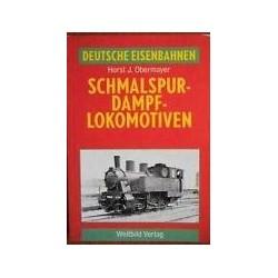 Deutsche eisenbahnen schmalspur Dampf Lokomotiven