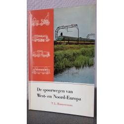 De spoorwegen van West-en Noord-Europa - Deel 1