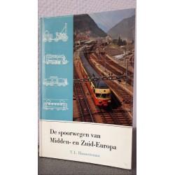 De spoorwegen van Midden-en Zuid-Europa - Deel 2