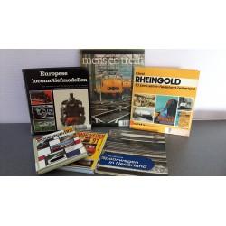 Spoorwegboeken