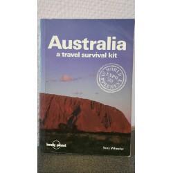 Australia a travel survival kit - Tony Wheeler