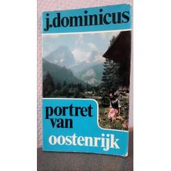 Portret van Oostenrijk - J. Dominicus