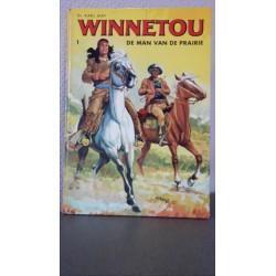 Winnetou de man van de prairie