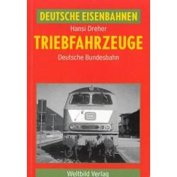 Deutsche eisenbahnen Triebfahrzeuge