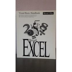 Microsoft Excel Visual Basic Handboek
