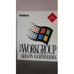 Microsoft Workgroups Add-On voor Windows Handboek