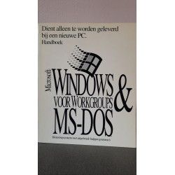 Microsoft Windows & MS-Dos voor Workgroups