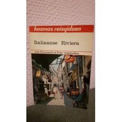 Italiaanse Riviera - Kosmos Reisgidsen met Kümmerly & Frey wegenatlas