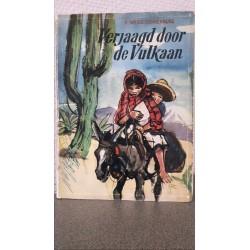 Verjaagd door de vulkaan - De geschiedenis van een Mexicaans meisje.