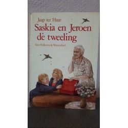 Saskia en Jeroen de tweeling
