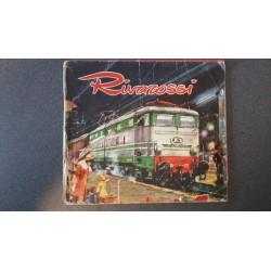 Rivarossi folders - flyers - informatie - Catalogus 1965