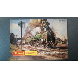 Tri-ang folders - flyers - informatie - Model Railways Edition 17