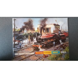 Tri-ang folders - flyers - informatie - Model Railways & Motor Racing Edition 16
