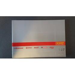 Hornby folders - flyers - informatie - Catalogus Edition 2007