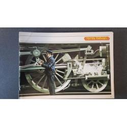 Hornby folders - flyers - informatie