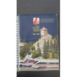 Lima folders - flyers - informatie - Nieuwigheden H0 1:87 2000/2001