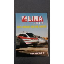 Lima folders - flyers - informatie - Nieuwigheden H0 Scale 1996
