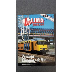 Lima folders - flyers - informatie - Catalogus 1988/1989