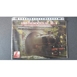 Lima folders - flyers - informatie - Catalogus 1979/80 Ho-N