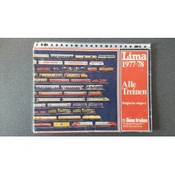 Lima folders - flyers - informatie - Catalogus 1977-78