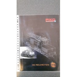 Piko folders - flyers - informatie - Neuheiten 99