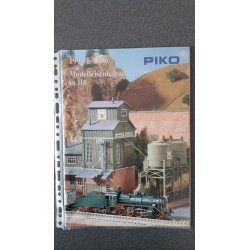 Piko folders - flyers - informatie - Neuheiten 1995 & 1996 Modelleisenbahnen in H0