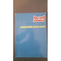 Jouef folders - flyers - informatie - Catalogue 2000-2001