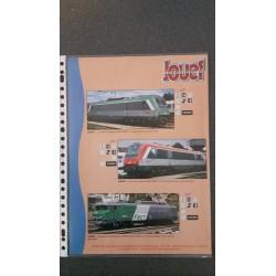 Jouef folders - flyers - informatie - Flyer 2000