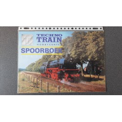 Techno Tain folders - flyers - informatie - Hobbycenter spoorboek 1991 - 1992
