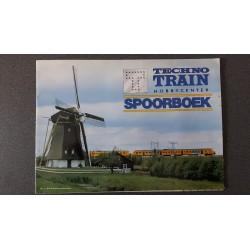 Techno Tain folders - flyers - informatie - Hobbycenter spoorboek